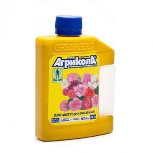 Агрикола для цветущих растений 0