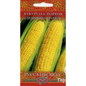 Семена Кукуруза Сахарный початок (Гавриш)