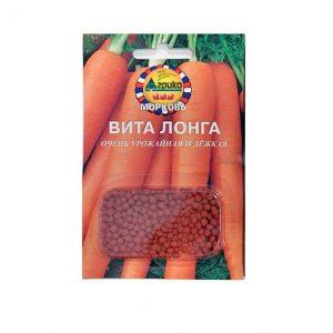Семена Морковь Вита Лонга драже 500 шт.